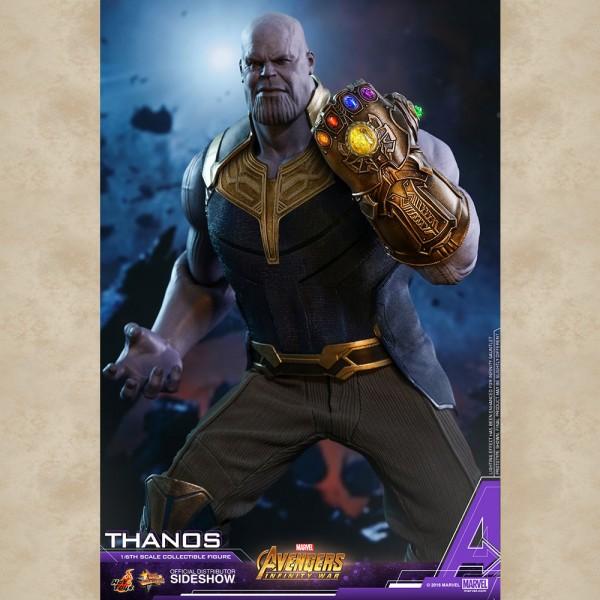 Hot Toys Figur Thanos - Avengers: Infinity War