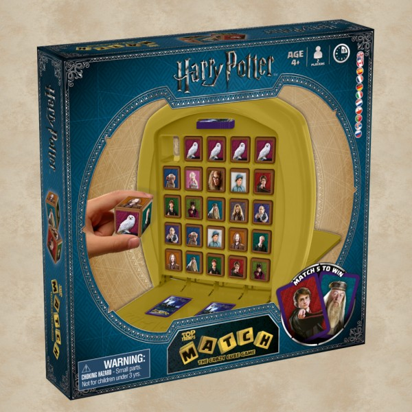 TOP TRUMPS Match Harry Potter - Harry Potter