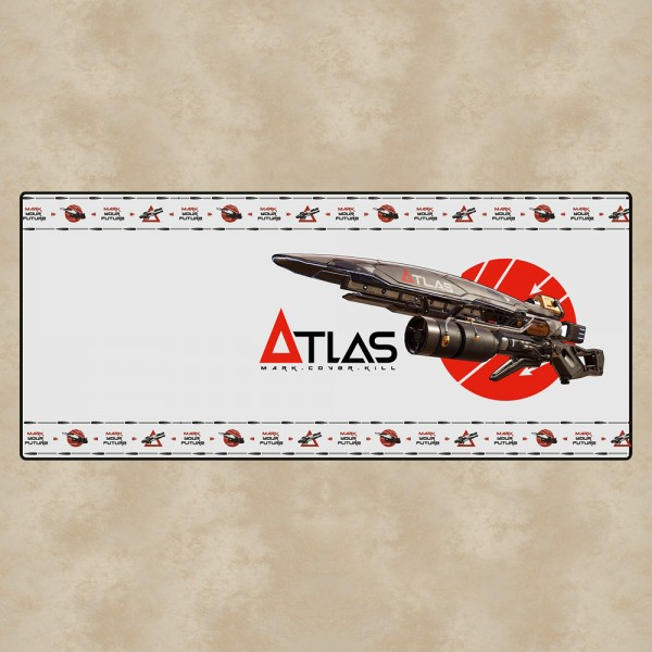 Atlas Oversize Mousepad - Borderlands 3