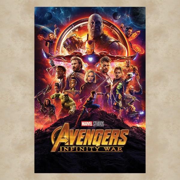 Avengers Infinity War Maxi Poster - Marvel