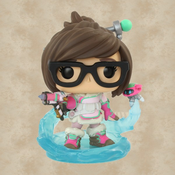 Funko POP! Mei Snowball Colour (Exclusive) - Overwatch