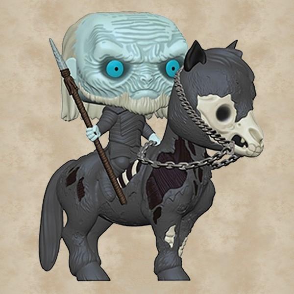Funko POP! White Walker on Horse - Game of Thrones
