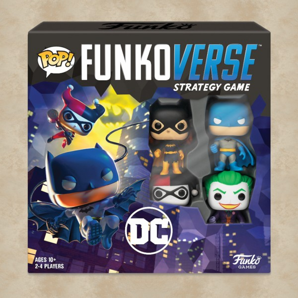 POP! Funkoverse DC 100 (Strategy Game) - DC