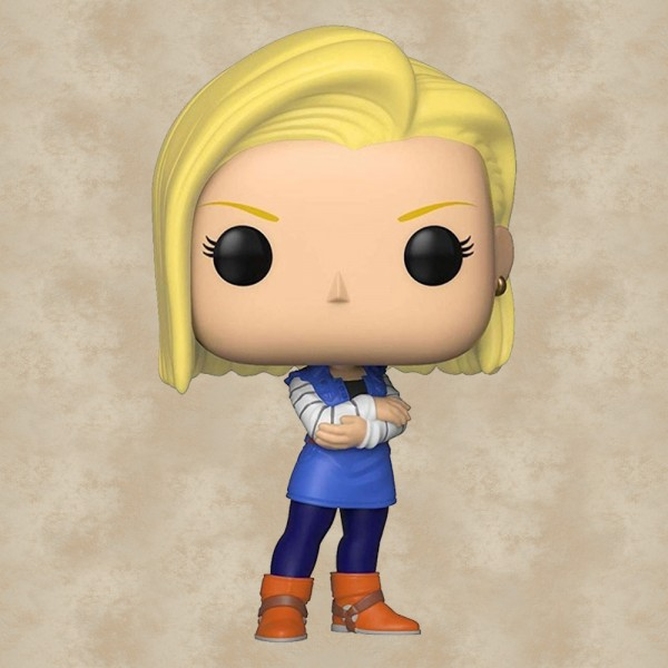 Funko POP! Android 18 - Dragon Ball Z