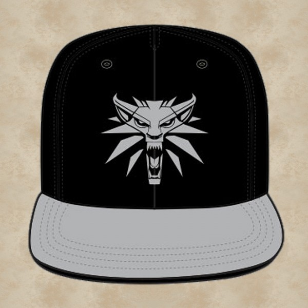 Logo Snapback - The Witcher
