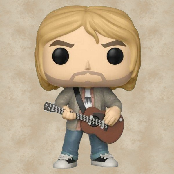Funko POP! Kurt Cobain (Exclusive) - Kurt Cobain