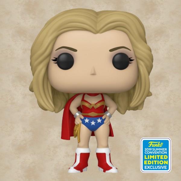 Funko POP! Penny (Wonder Woman) (SDCC Exclusive) - Big Bang Theory