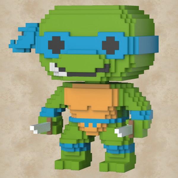 Funko POP! 8-Bit Leonardo – Teenage Mutant Ninja Turtles