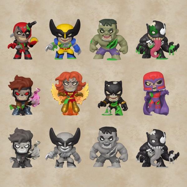 Funko Mystery Mini (Blind Box) - Marvel Zombies