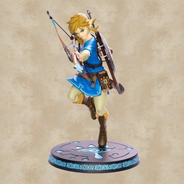 Link Statue (Breath of the Wild) - Zelda
