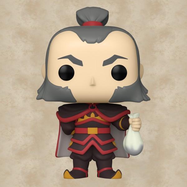 Funko POP! Admiral Zhao - Avatar: The Last Airbender