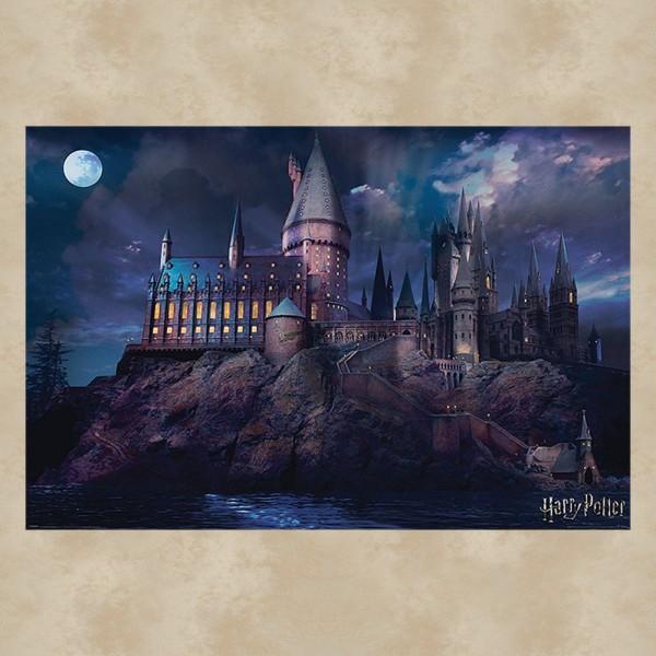 Hogwarts Maxi Poster - Harry Potter