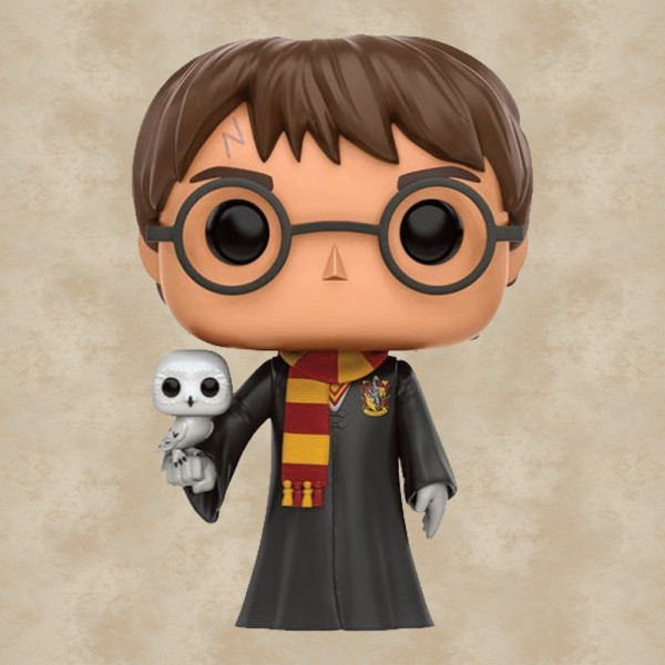 Funko POP! Harry with Hedwig - Harry Potter