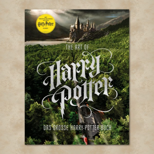 The Art of Harry Potter - Das große Harry-Potter-Buch - Harry Potter