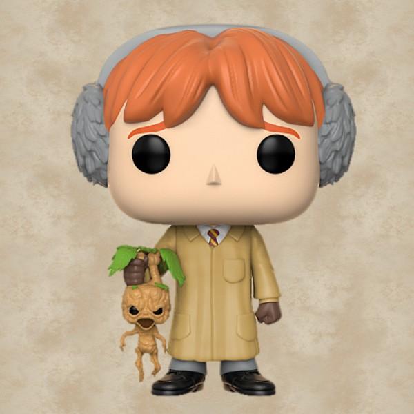 Funko POP! Ron Weasley (Herbology) - Harry Potter
