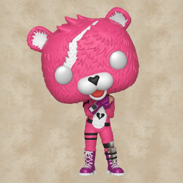 Funko POP! Cuddle Team Leader - Fortnite