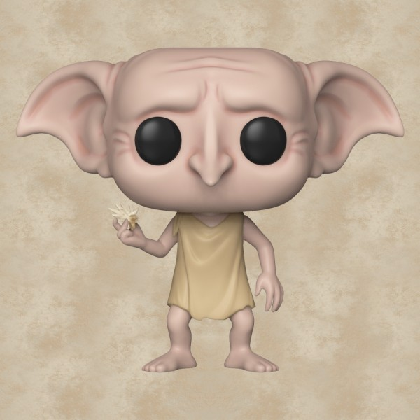 Funko POP! Dobby (Snapping) - Harry Potter