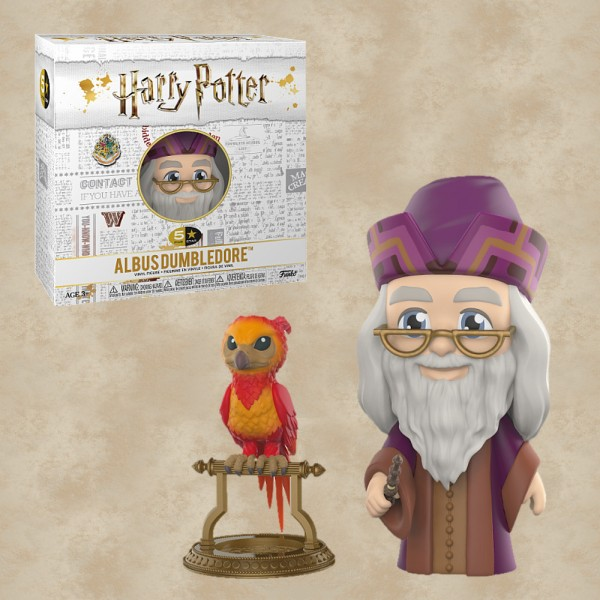 Funko 5 Star: Albus Dumbledore - Harry Potter