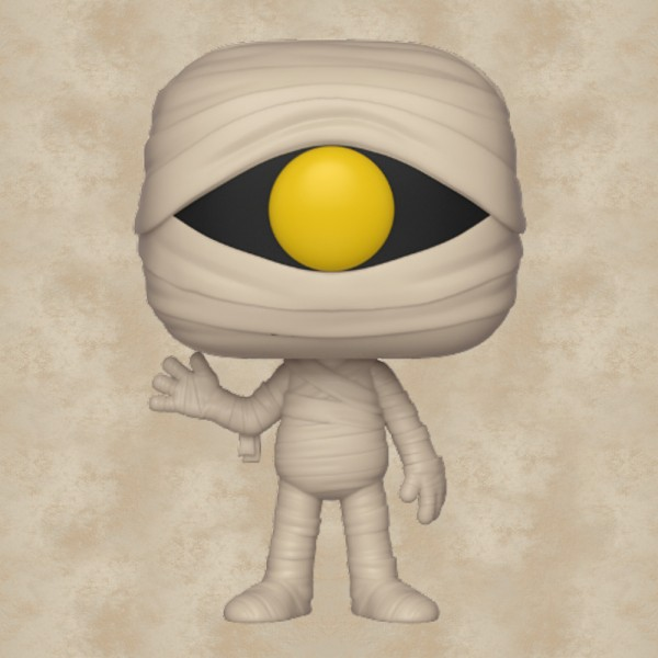 Funko POP! Mummy Boy - Nightmare Before Christmas