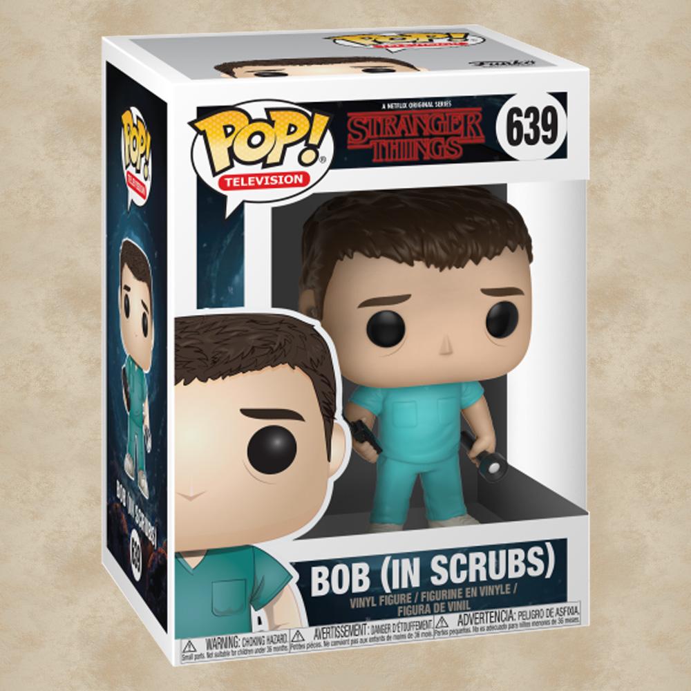 Pop! Stranger Things Funko Bob in Scrubs