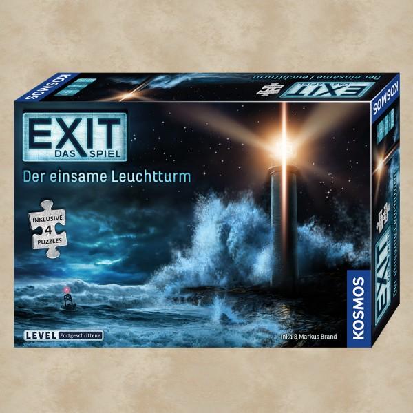 Der einsame Leuchtturm - EXIT Das Spiel Puzzle