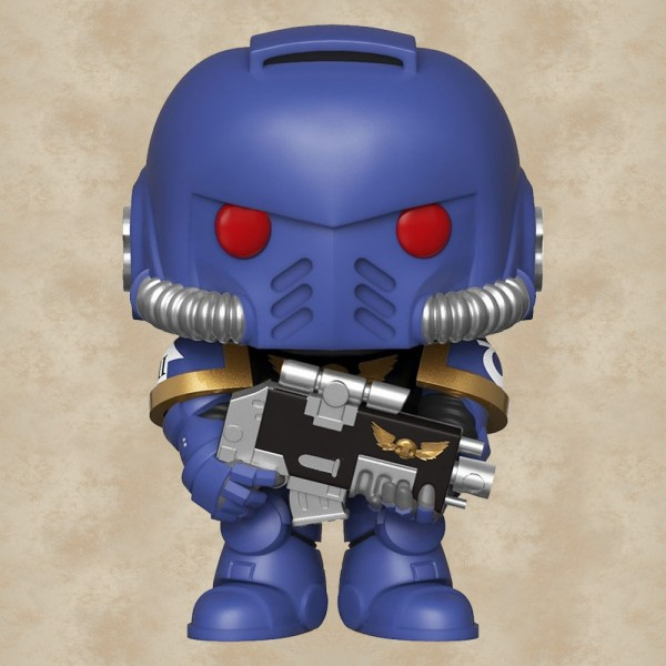 Funko POP! Ultramarines Intercessor - Warhammer 40k