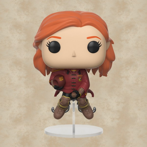 Funko POP! Ginny auf Besen - Harry Potter