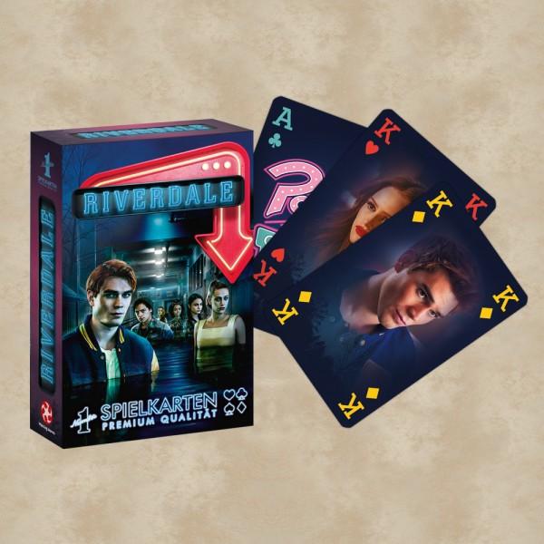 Riverdale Number1 Spielkarten
