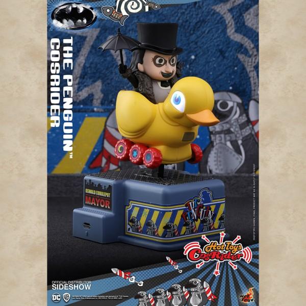 Batman Returns Penguin CosRider Figur mit Licht und Sound - DC Comics