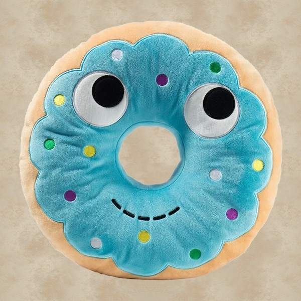 Blue Donut Plüschfigur (40 cm) - Yummy World