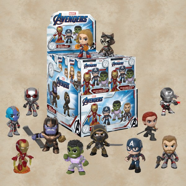 Funko Mystery Mini (Blind Box) - Avengers: Endgame