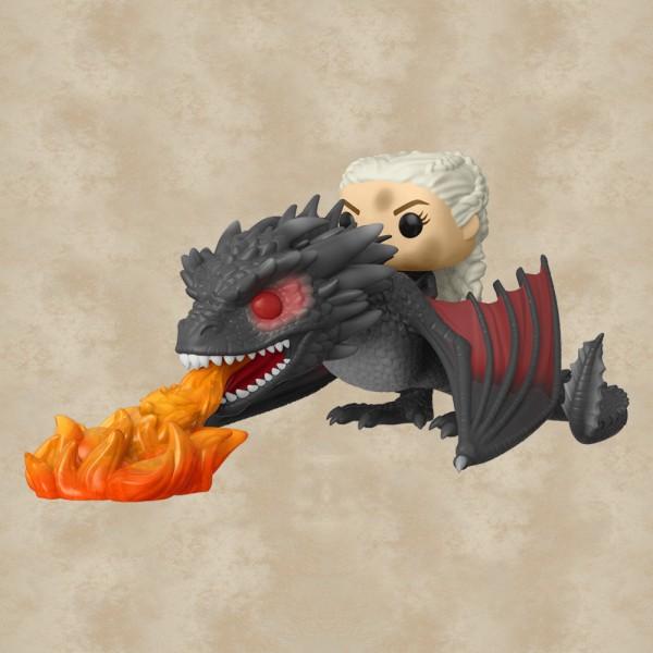 Funko POP! Daenerys & Fiery Drogon - Game of Thrones