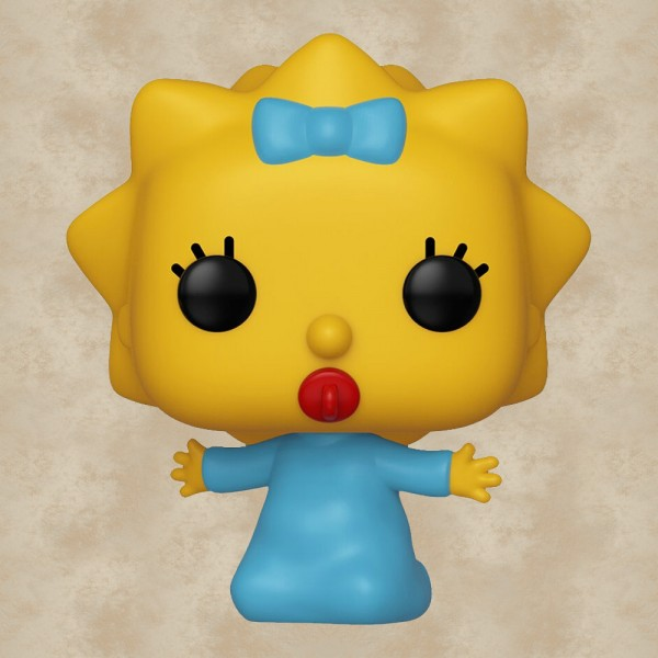 Funko POP! Maggie Simpson - The Simpsons