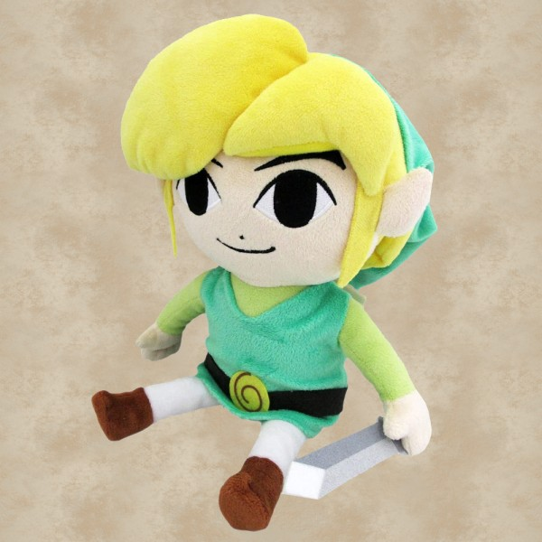 Link Plüschfigur (21 cm) - The Legend of Zelda