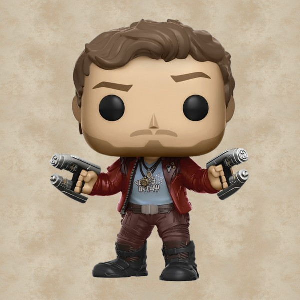 Funko POP! Star-Lord - Guardians of the Galaxy Vol. 2