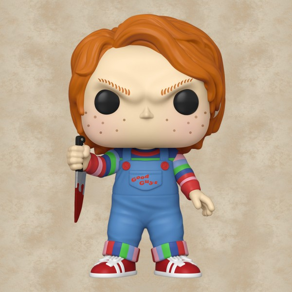 Funko POP! Chucky (25 cm Super Sized) - Chucky