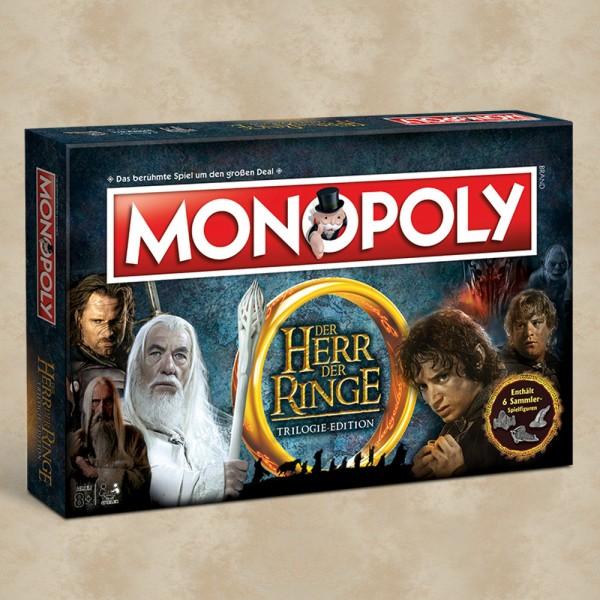 Monopoly Der Herr der Ringe (Trilogie Edition) - Der Herr der Ringe