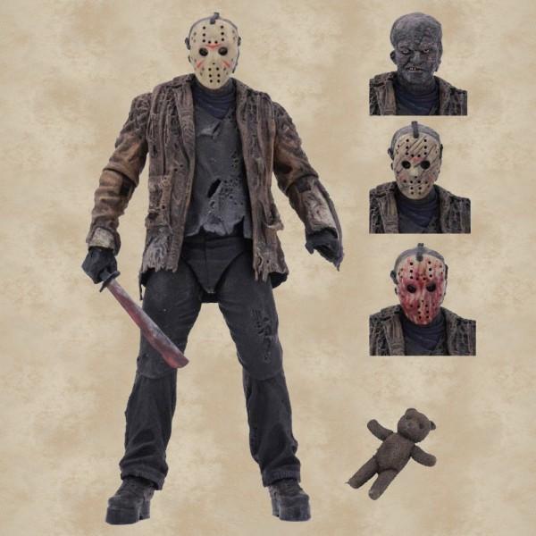 Jason Vorhees Action Figur (18 cm) - Freddy vs. Jason