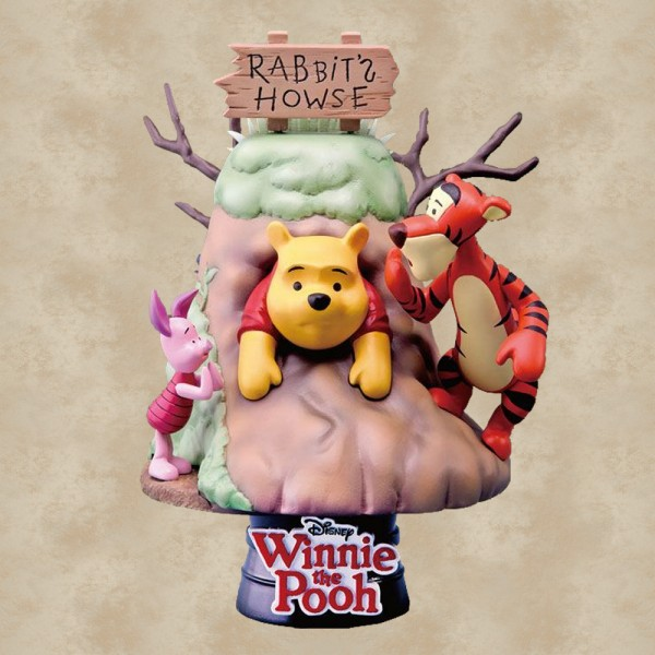 Winnie Puuh Diorama D-Select - Disney
