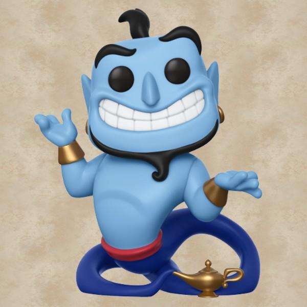 Funko POP! Genie (mit Wunderlampe) - Aladdin