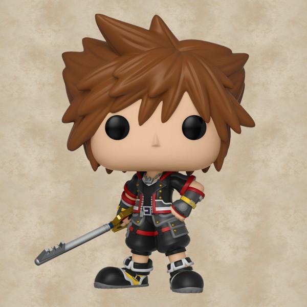 Funko POP! Sora - Kingdom Hearts