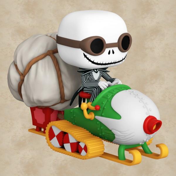 Funko POP! Jack & Snowmobile - Nightmare Before Christmas