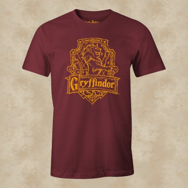 Gryffindor School T-Shirt - Harry Potter