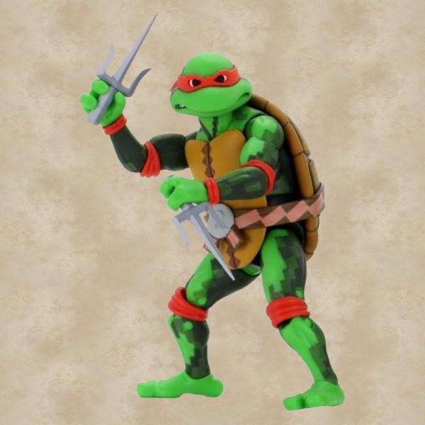 Raphael Action Figur - Teenage Mutant Ninja Turtles