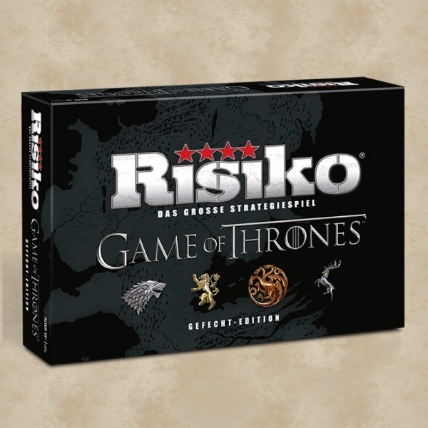 Risiko Game of Thrones (Gefecht Edition) - Game of Thrones