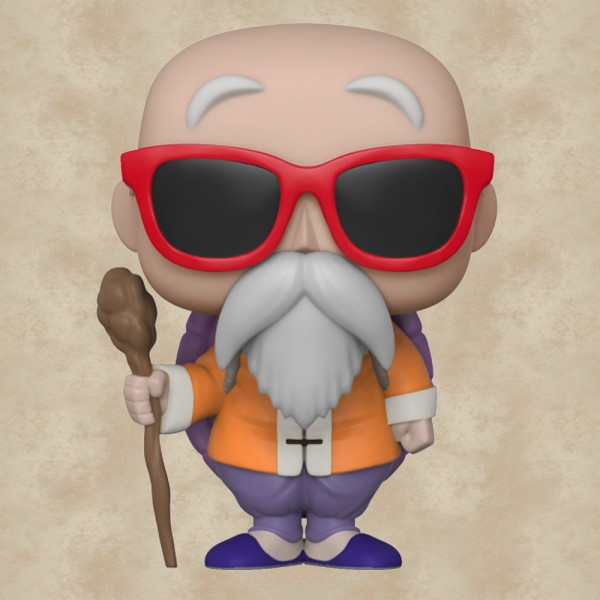 Funko POP! Master Roshi - Dragon Ball Z