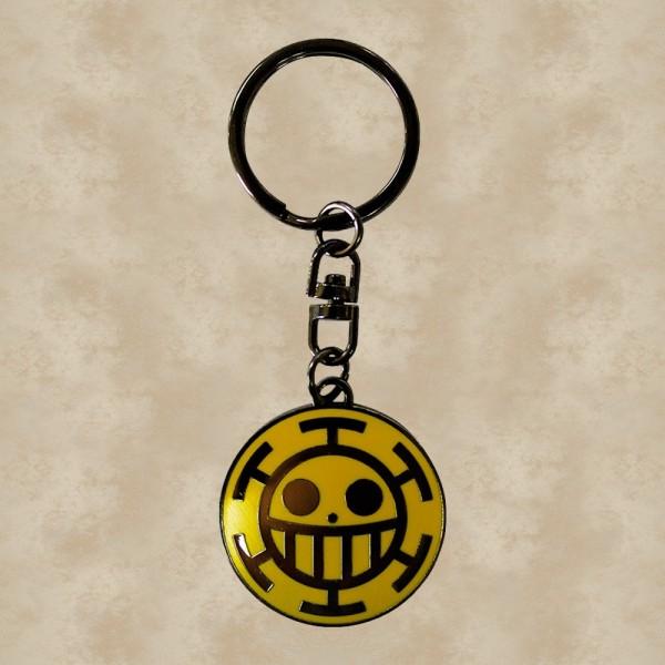 Trafalgar Law Symbol Schlüsselanhänger - One Piece