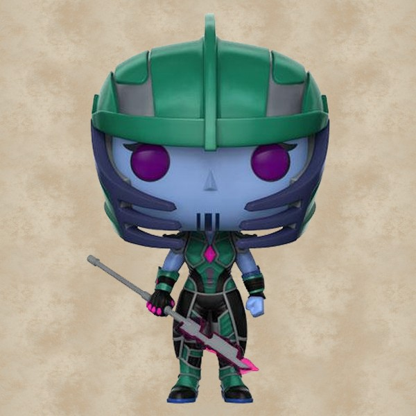 Funko POP! Hala the Accuser – Guardians of the Galaxy TTS