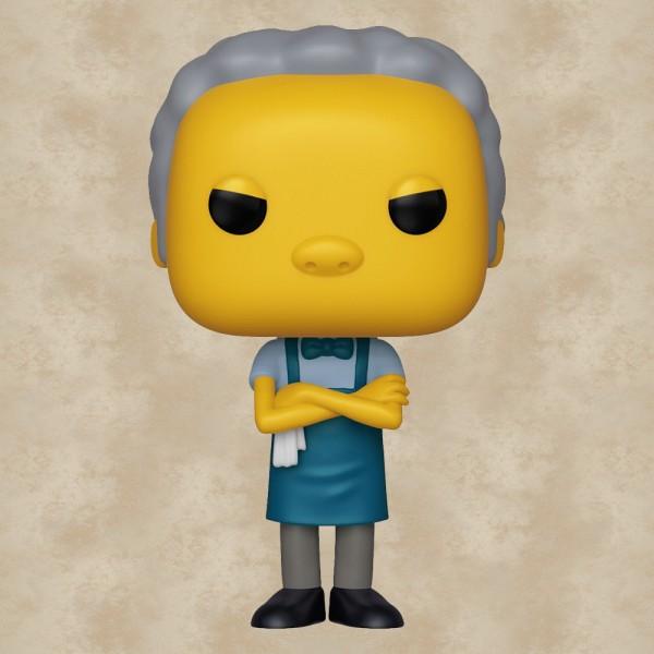 Funko POP! Moe Szyslak - The Simpsons
