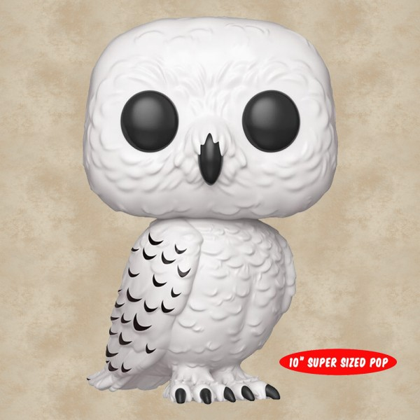 Funko POP! Hedwig (25 cm Super Sized) (Exclusive) - Harry Potter